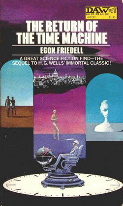 The Return of the Time Machine by Egon Friedell