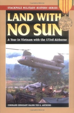 Land with No Sun by Ted G. Arthurs