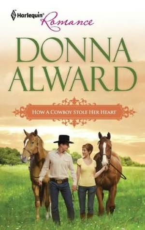 How a Cowboy Stole Her Heart (Larch Valley, #4)