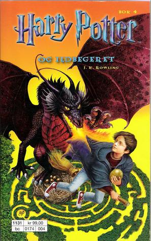 Harry Potter og ildbegeret by J.K. Rowling