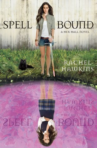 ePubs and Kindle Spell Bound (Hex Hall, #3)
