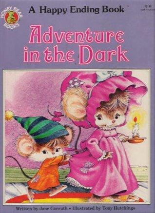 Adventure in the Dark (A Happy Ending Book)