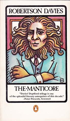 The Manticore by Robertson Davies