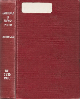 Anthology of French poetry, 10th to 19th centuries