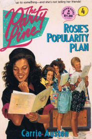 Rosie's Popularity Plan by Carrie Austen