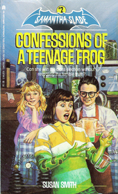 Confessions of a Teenage Frog