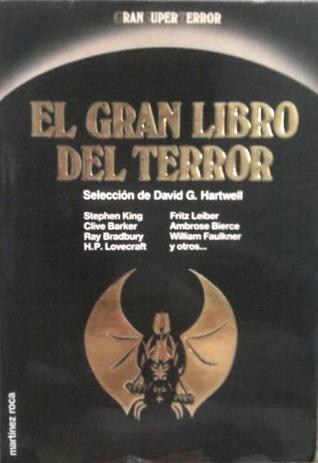 El gran libro del terror by David G. Hartwell