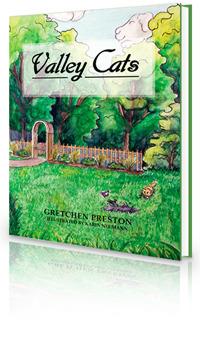 Valley Cats by Gretchen Preston