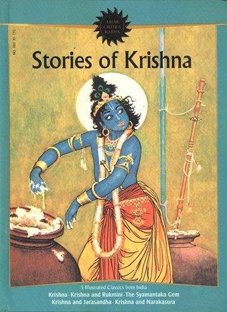 Stories Of Krishna (Amar Chitra Katha)