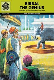 Birbal The Genius by Anant Pai