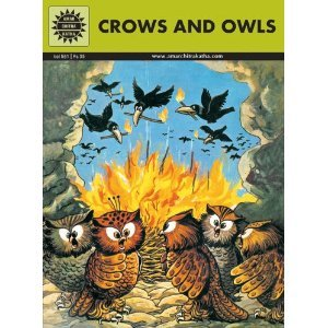 Panchatantra: Crows And Owls And Other Stories (Amar Chitra Katha)