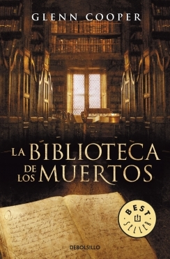 La biblioteca de los muertos par Glenn Cooper, Sergio Lledó Rando