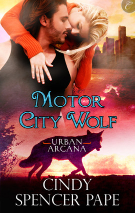 Motor City Wolf by Cindy Spencer Pape