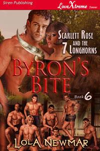 Byron's Bite by Lola Newmar