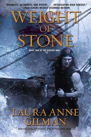 Weight of Stone (Vineart War #2)