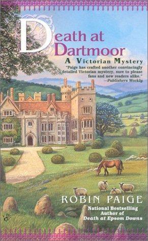 Death at Dartmoor (Kathryn Ardleigh, #8)
