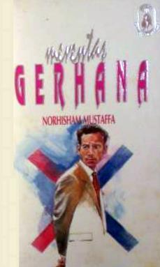 Merentas Gerhana by Norhisham Mustaffa
