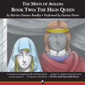 The High Queen(The Mists of Avalon 2)