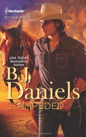 Stampeded by B.J. Daniels