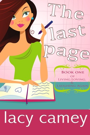 The Last Page by Lacy Camey