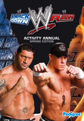 WWE Activity Annual 2007