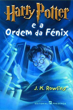 Harry Potter e a Ordem da Fénix (Harry Potter, #5)