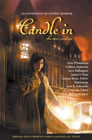 Candle in the Attic Window by Silvia Moreno-Garcia