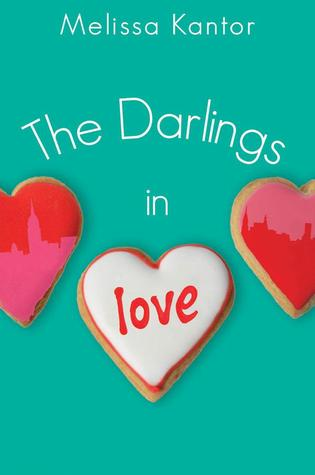 The Darlings in Love by Melissa Kantor