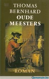Oude meesters by Thomas Bernhard