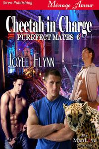 Cheetah in Charge by Joyee Flynn