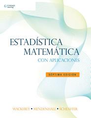 Estadística matemática con aplicaciones/ Mathematical Statistics with Applications