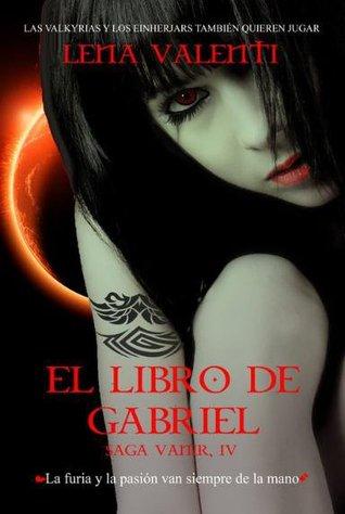 El libro de Gabriel (Saga Vanir #4)