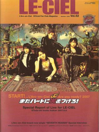 LE-CIEL, vol.52 (Official Fan Club Magazine) Summer 2007