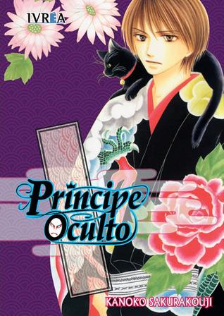 portada del cómic manga romántico contemporáneo Príncipe oculto, de Kanoko Sakurakouji