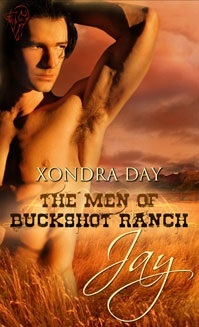Jay (The Men of Buckshot Ranch, #1)
