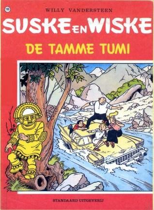 De tamme tumi (Suske en Wiske, #199)