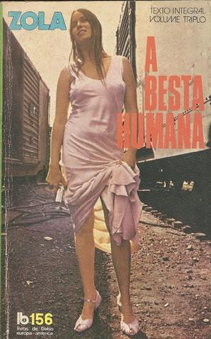 Ebook A Besta Humana by Émile Zola TXT!