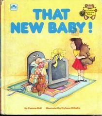 That New Baby (Golden Storytime Book)