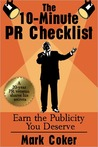 The 10 Minute PR Checklist - Earn the Publicity You Deserve