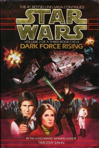 Dark Force Rising(Star Wars: The Thrawn Trilogy 2)