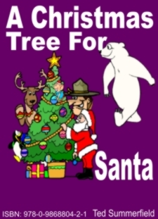 Ebook A Christmas Tree For Santa by Ted Summerfield TXT!