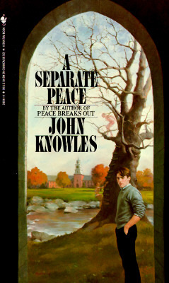 A Separate Peace by John Knowles