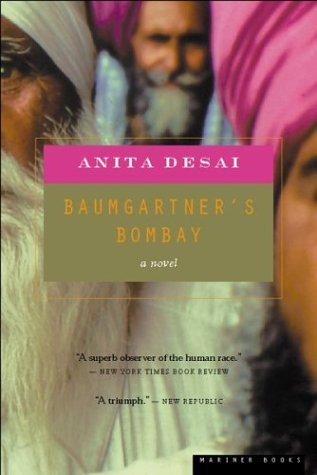 Baumgartner's Bombay by Anita Desai