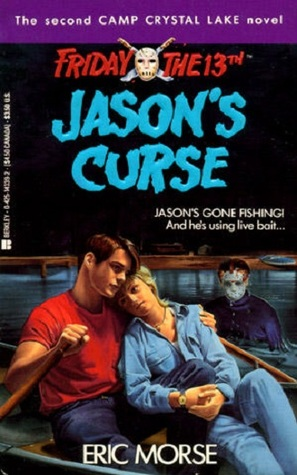Image result for Jason's Curse (Tales from Camp Crystal Lake #2)