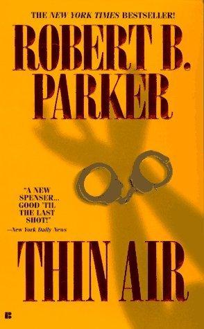 Thin Air (Spenser, #22)