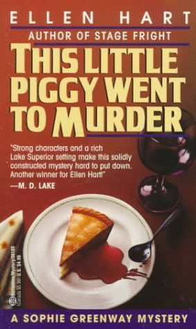 This Little Piggy Went to Murder (Sophie Greenway, #1)