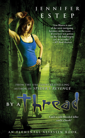 By a Thread by Jennifer Estep