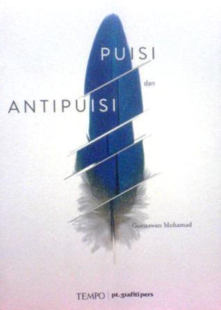 Puisi dan Antipuisi