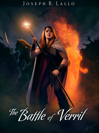 The Battle of Verril (The Book of Deacon...