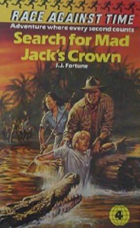 Search for Mad Jack's Crown
